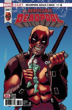 Despicable Deadpool #287