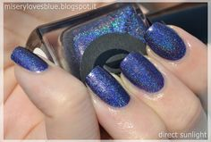 Cirque Fascination Street  by QueenMiSeRy at miserylovesblue.blogspot.it
