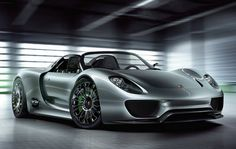 I am at the Nardo high-speed test track in southern Italy standing by the Porsche 918 Spyder test car. Find out more about this Porsche 918 Spyder prototype in this first ride article from the automotive experts at Motor Trend. Porsche 918 Hybrid, Porsche 918 Spyder, New Porsche, Porsche Build, Porsche Panamera, Luxury Sports Cars, Maserati, Ferrari 458, Lamborghini