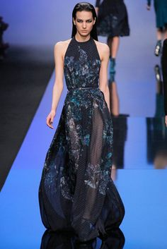 Elie Saab Fall 2013 Ready-to-Wear Collection Slideshow on Style.com
