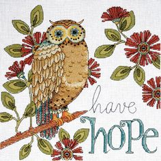 TOBIN-Design Works: Heartfelt Counted Cross Stitch Kit. Beautiful designs and top quality materials make Tobin one of the top cross stitch kit makers worldwide. This kit contains 14-count Aida cloth; ...