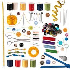 How to Declutter Craft Supplies