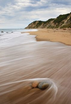 ...because Block Island    The Mohegan Bluffs: Copyright: Eric Full