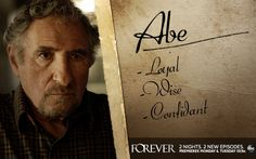 Every secret has its keeper. #Forever premieres tomorrow and Tuesday at 10|9c on @abctelevision
