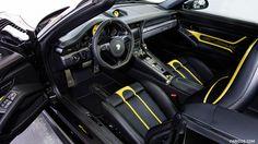 2017 TECHART GTstreet R Cabrio based on Porsche 911 Turbo Cabriolet (991/II) Wallpaper