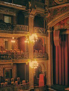 Teatro Juárez in Guanajuato, Guanajuato, Mexico.