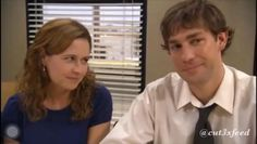 Pam The Office, The Office Show, The Office Funny Scenes, Great Movies, Great Books, Office Bloopers, Jim Pam, Comedy Tv Shows, Parks And Recreation