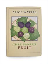 In typical Chez Panisse style, very simple, beautiful recipes (sweet and savory) for seasonal fruits