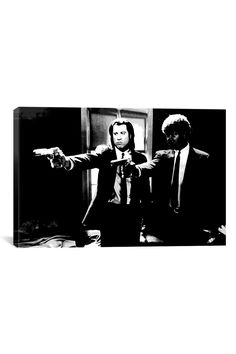 Canvas Print: Pulp Fiction