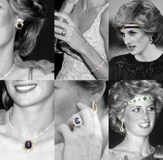 """ Diana Princess of Wales: Jewelry """