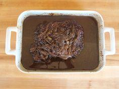 Pomegranate Molasses Brisket 8