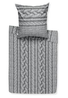 Biancheria da letto - grigio Tom Tailor