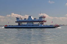 Catch the free ferry from Galveston to Bolivar...fond memories of my kid's childhood! Many rides on the ferry boats!