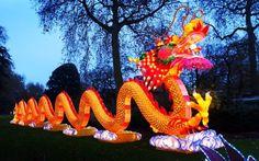 Washington State Chinese Lantern Festival opens in Spokane, runs through Nov. 1