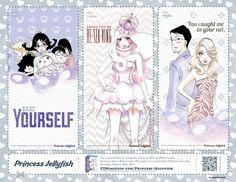 "animeauthority: "" Princess Jellyfish friendship Valentines from FUNimation! Valentine Day Cards, Valentines, Princess Jellyfish, Your Crush, Awesome Anime, Otaku, Fun Facts, Anime Art, Nerd"