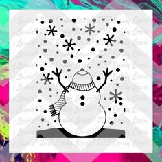 This listing is for a set of Let It Snow design files   What you will receive:  SVG File PNG File - 300 dpi  Note - The watermark you see in the listing image is for copyright reasons only, & will not be on the files you purchase.  These files are great for printing, cutting, crafting,
