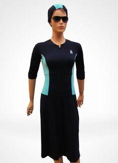 Magic black modest swimwear by Sea Secret $59