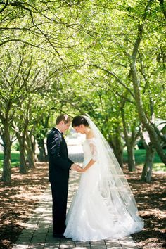 North Carolina Wedding at Graylyn