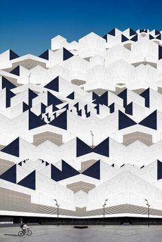 ADDA city by Juanjo Fernández