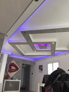 """🌟 💖 🌟 💖 Result of research d& for """"tv wall design false ceiling"""" Gypsum Ceiling Design, House Ceiling Design, Ceiling Design Living Room, Bedroom False Ceiling Design, Ceiling Light Design, Tv Wall Design, Ceiling Decor, Tv Design, Ceiling Tv"""