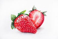 Strawberry by Emmatyan on DeviantArt