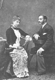 Maria Christina and Alfonso