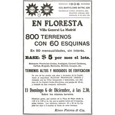 #1908 #tango #argentina #buenosaires #vintage #ads #freelance