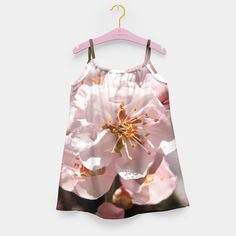 #AlmondBlossom20150102 #GirlsDress #JAMColors #Liveheroes.com - One of a kind, girly full print dress! Light and not constraining kid's movements. Perfect as a present, with a print featuring a favourite character, pet or holiday photograph. Stylish and confortable - no matter how often you wear it, the quality of the print will be the same!All items can be returned within 14 days unless used. No questions asked.
