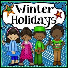 This winter holidays around the world resource discusses five winter holidays: Christmas - Hanukkah - Kwanzaa - Diwali - Three Kings Day. This resource is aligned with 1st grade common core, but can stretch to 2nd or 3rd grade depending on the skill level of students in your classroom.