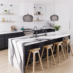 How much will it cost for Bentley Cambria Quartz Installed Countertops? Get a Free Quote on in-stock Bentley Cambria Quartz Countertops. Kitchen Remodel, Kitchen Design, Diy Kitchen Countertops, Kitchen Decor, Countertop Design, White Kitchen Decor, New Kitchen, Countertops, Kitchen And Bath