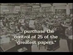 (Video) CFR Controls American News Keep in mind that the Federal Reserve was created on Christmas Week of 1913.   These 6 Corporations Control 90% Of The Media In America***************NOTICE*************** The European CFR has just been recently created visit this link for more information. http://z13.invisionfree.com/THE_UN...