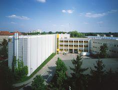 DR. GRANDEL GmbH - (Werk II) - Produktion, Logistik und Seminarzentrum