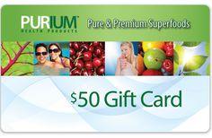 """Purium Health Products  your code """"natuerlichleben"""""""