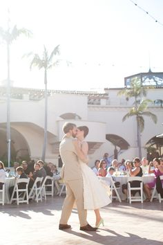 First Dance. J. Shipley Photography/Donna Romani Events