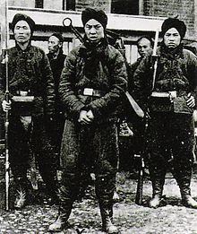 Chinese Boxers during the Boxer Rebellion, circa Kung Fu, Boxers, Mao Zedong, Boxer Rebellion, Imperial Army, Bible Love, In China, Ancient China, Kaiser