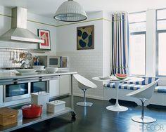 industrial modern kitchen