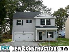 Stunning New Construction!  304 Gee St Portsmouth VA 23702 Property Description…
