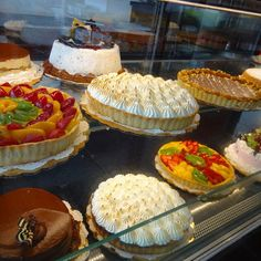 Which one is your favorite? #cakes #desserts #doral #nahuen