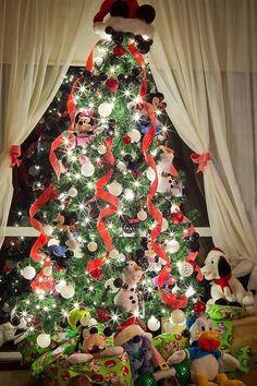 My easy Disney tree