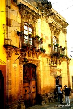 House of the Inquisition - San Miguel de Allende - Mexico-photo taken by Sandy Robert