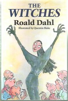 The Witches_Roald Dahl