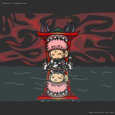 Ryoumen sukuna's domain expansion [malevolent shrine]