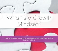 Growth Mindset Praising effort, promoting self-belief and providing the right environment for children to positively tackle challenges underpins good, effective teaching. In schools that are made up of classes with children that are mixed ability, have varying degrees of support from home and come from different socio-economic backgrounds, knowing how