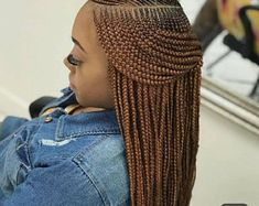 Uniqueafrican Braided Hairstyles In 2020 60 Simple and Stylish African Braid Hairstyle Black Girl Braided Hairstyles, Black Girl Braids, African Braids Hairstyles, Braids For Black Hair, Girl Hairstyles, Lemonade Braids Hairstyles, Half Cornrows, Braided Hairstyles For Black Women Cornrows, Unique Hairstyles