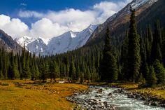 Jeti-Oguz gorge, Pearl of Tien-Shan #Kyrgyzstan