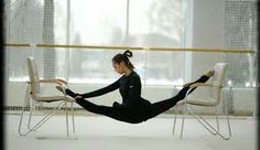 How to do the spilts.😃