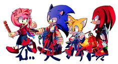 DeviantArt is the world's largest online social community for artists and art enthusiasts, allowing people to connect through the creation and sharing of art. Sonic The Movie, Character Art, Character Design, Sonic Franchise, Sonic And Amy, Echidna, Sonic Fan Art, Amy Rose, Happy Chinese New Year