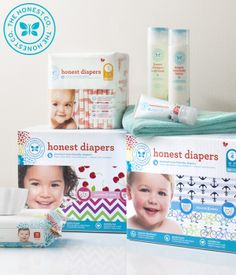 The Honest Company is now at Target! Get disposable, eco-friendly diapers and all natural, botanically infused wipes. Perfectly gentle for Baby's delicate skin.
