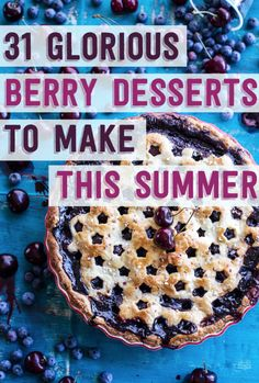 Here is some  #delicious #Berry #Desserts to make this #summer ! #Yummy ! http://www.buzzfeed.com/rachelysanders/summer-berry-desserts !