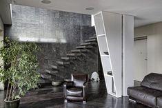 Interior with terrace, Torino, 2015 - MG2 ARCHITETTURE